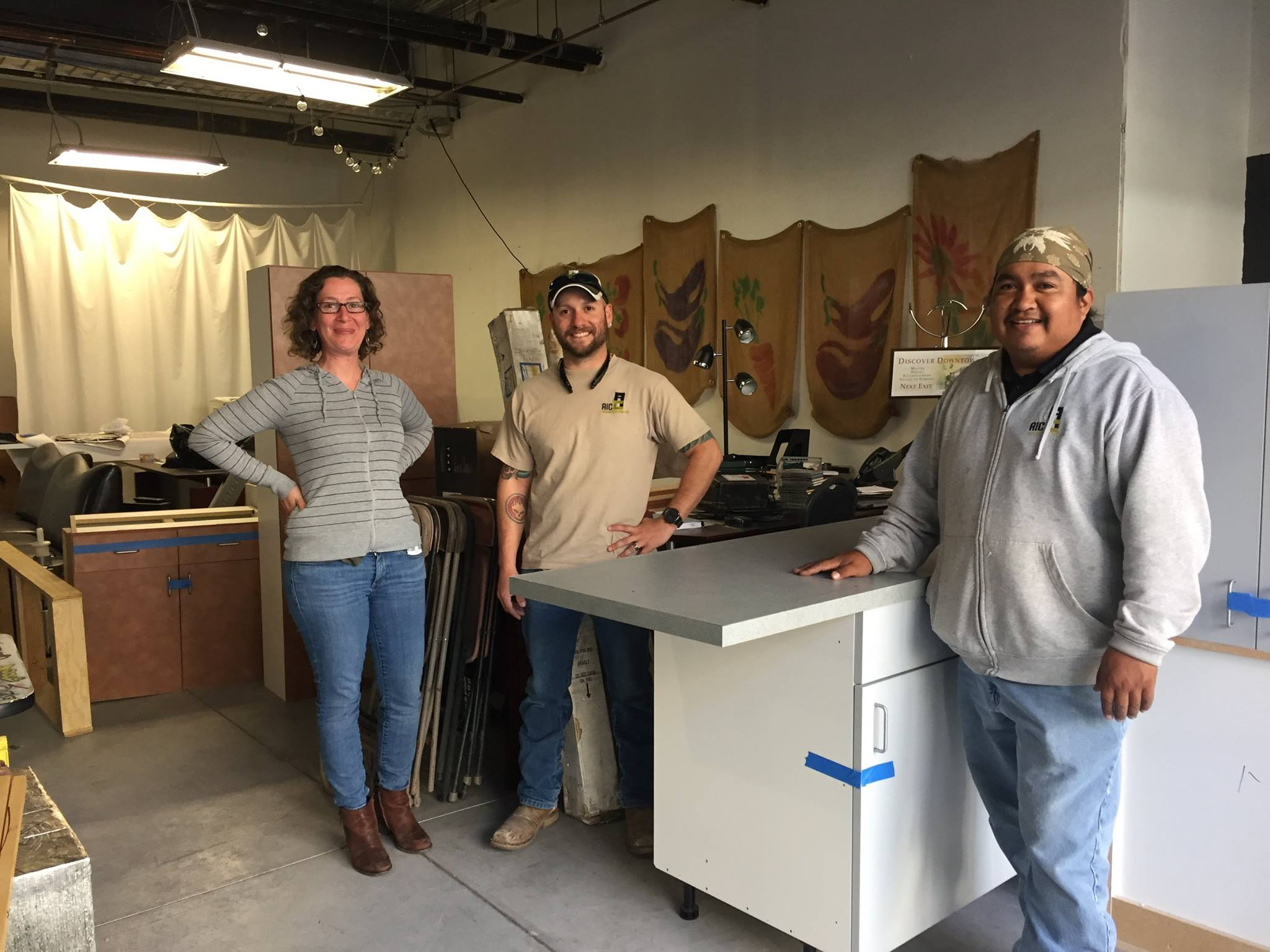 three sisters kitchen aic albuquerque general contractor
