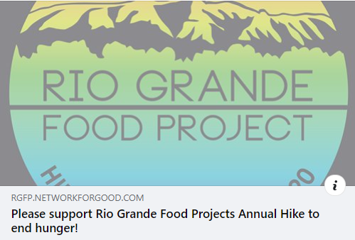 rio grande food project